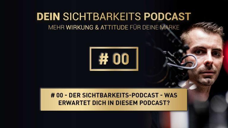 Der Sichtbarkeits-Podcast mit Oliver Albrecht