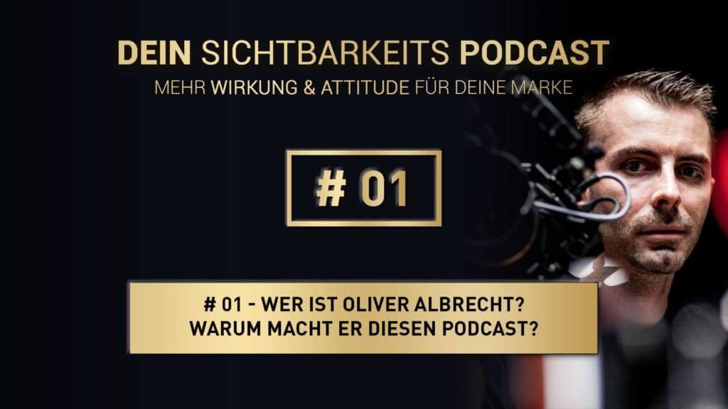 Wer ist Oliver Albrecht
