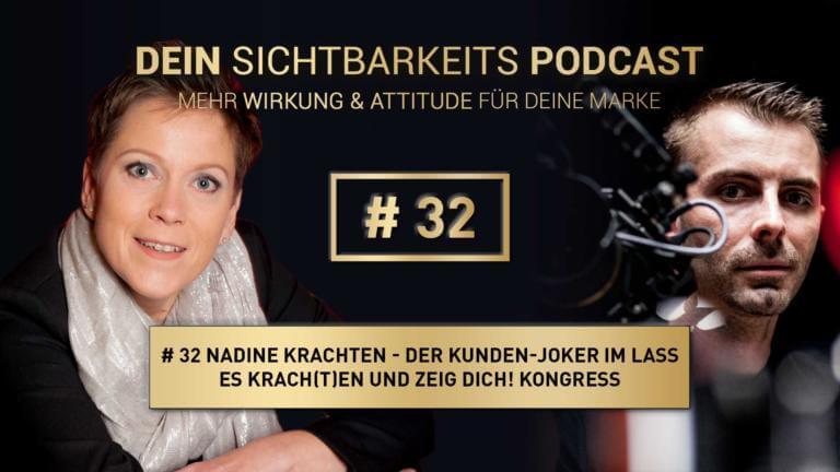 Nadine Krachten - Der Kunden-Joker